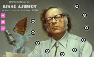 Spécial ''Asimov''